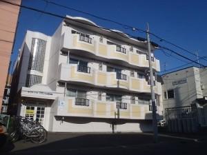 セゾン・ドゥ・ブランシェ南12条 外観(after)