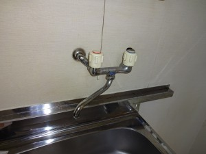 キッチン蛇口B