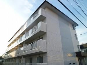 サンパレスN18外観(after)